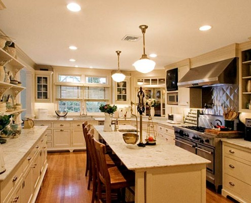 Kitchens - Jack Finn Building Contractor