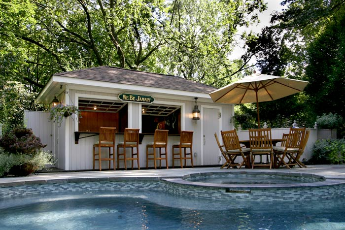 Pool House Cabanas Jack Finn Building Contractor