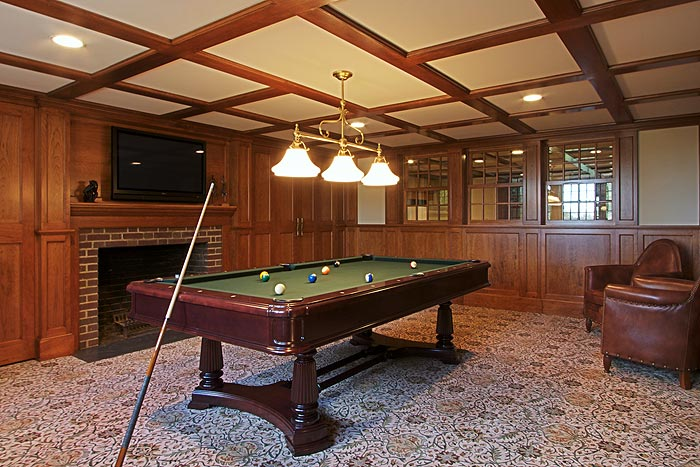 Media-Game Rooms - Jack Finn Building Contractor