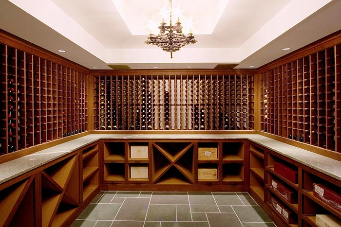 Wine Cellars Jack Finn Building Contractor