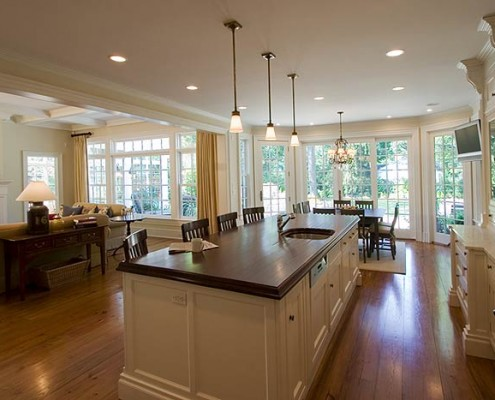 New Construction - Kitchen - Montclair, NJ