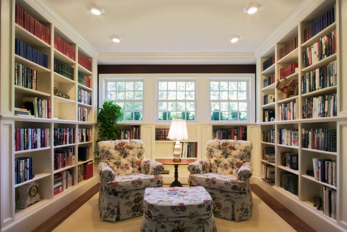 Perfect Home Offices And Libraries