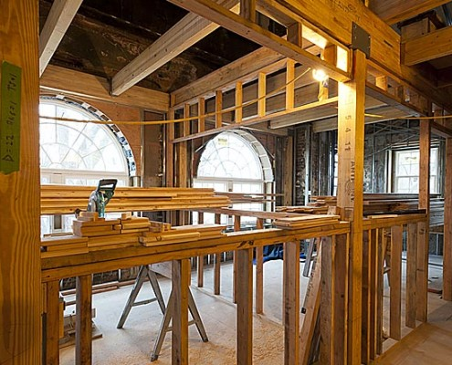 adaptive reuse projects
