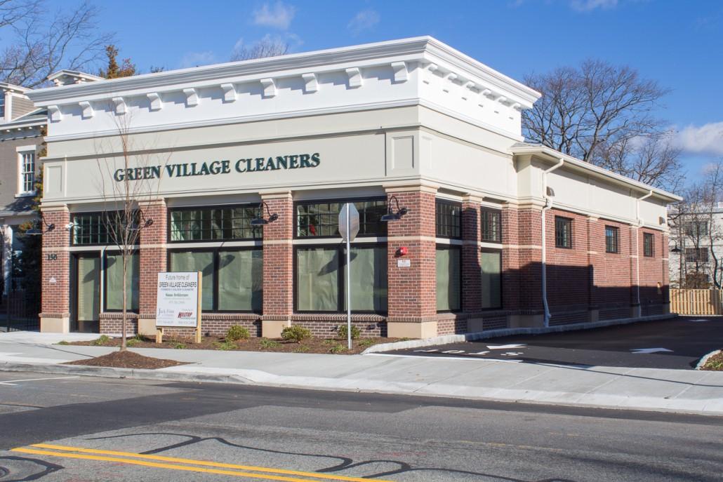 Village Cleaners - Morristown, NJ - Jack Finn Building ...