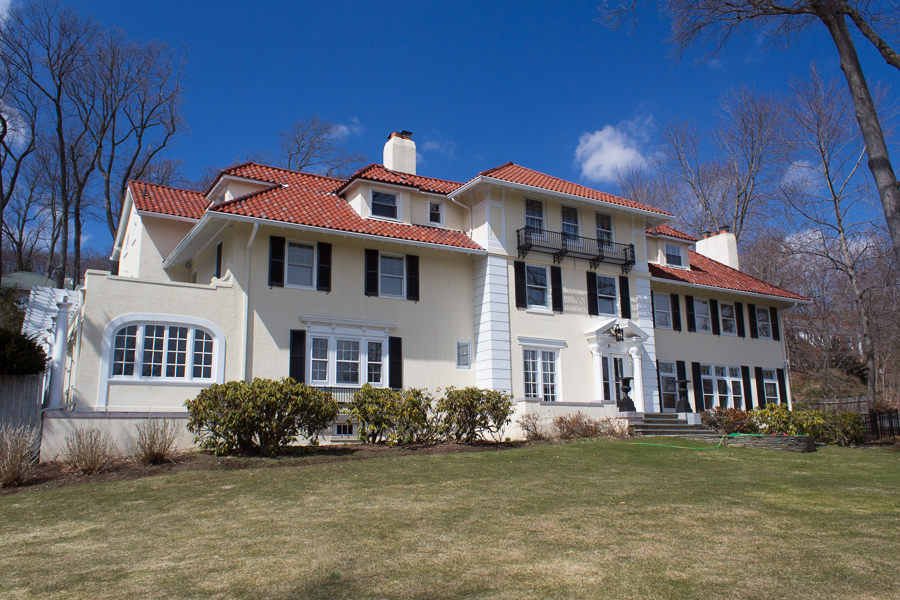 Mediterranean Villa, Montclair NJ