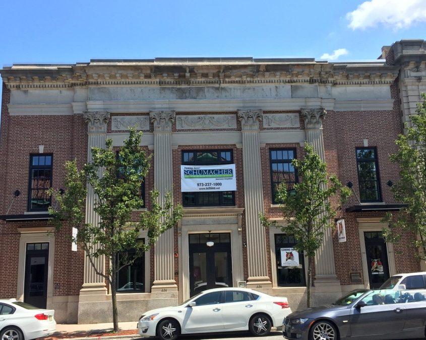 Commercial Bank Re Use Montclair NJ