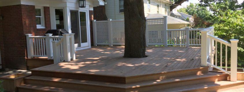 Mahogany Deck Upper Montclair NJ