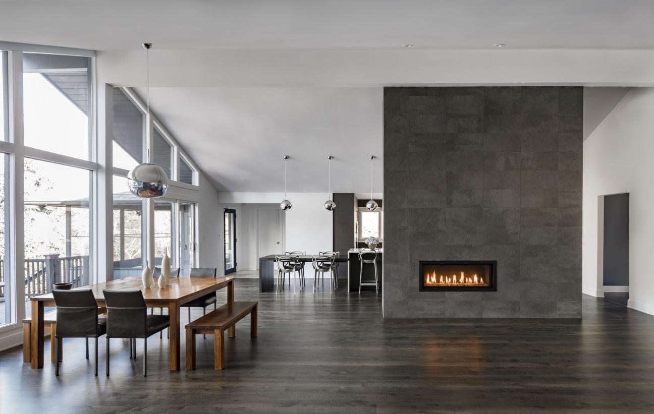 Open Design floorplan